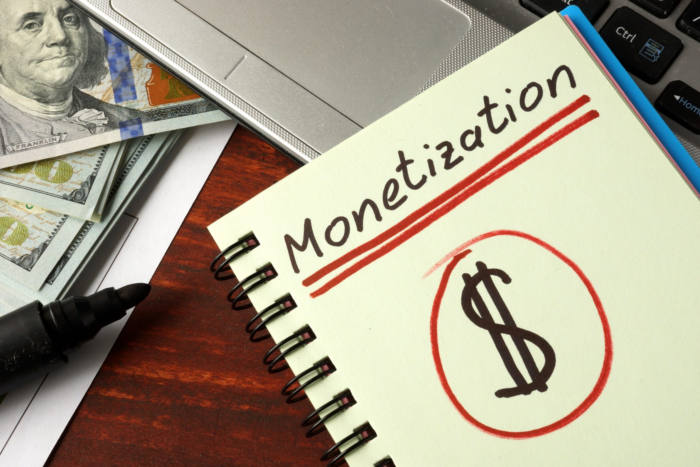 monetizing email newsletters - the guide